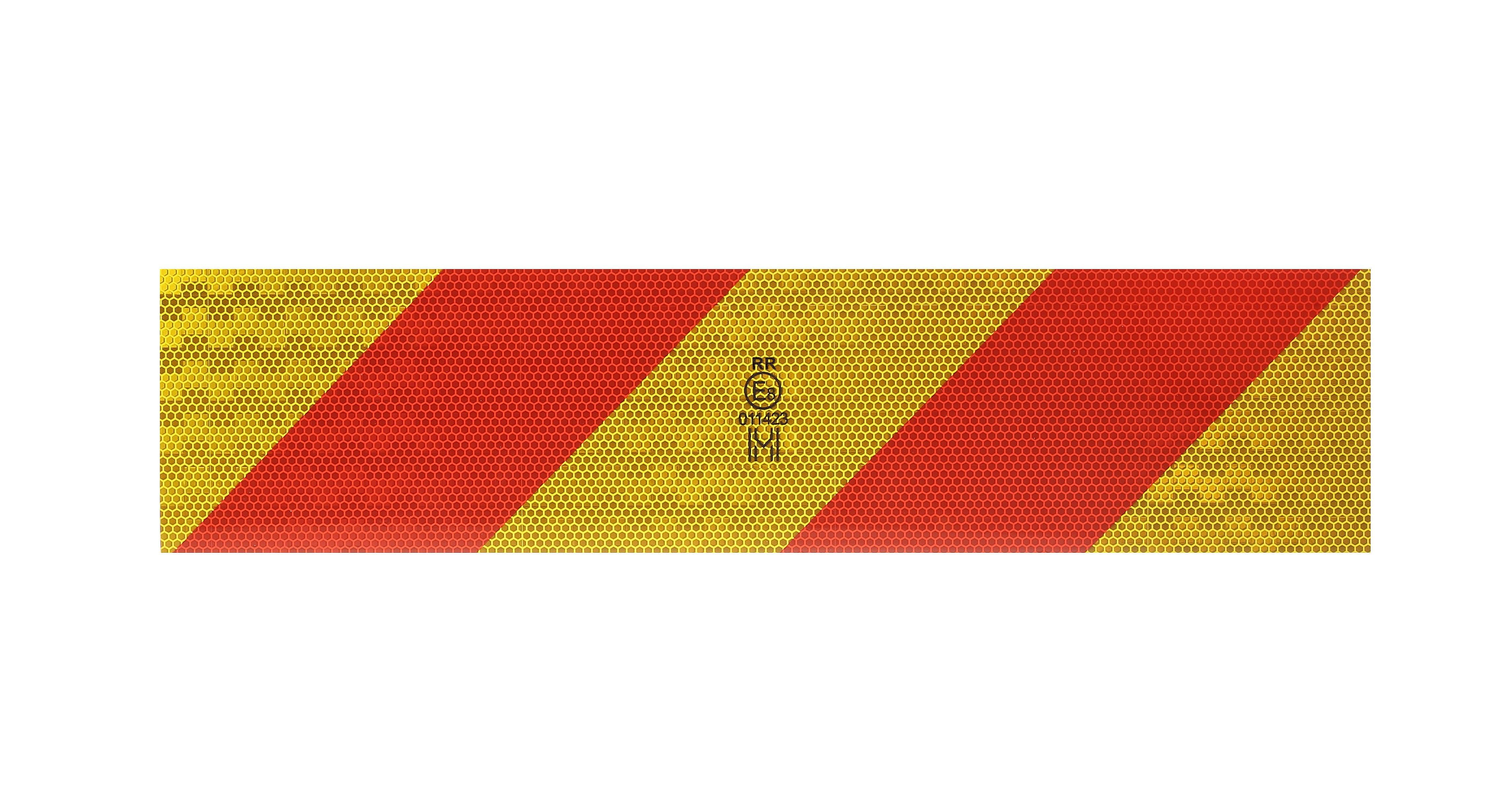 Tablica nalepka wyróżniająca  na samochód sierżant RR 565 x 132 (2 szt.)