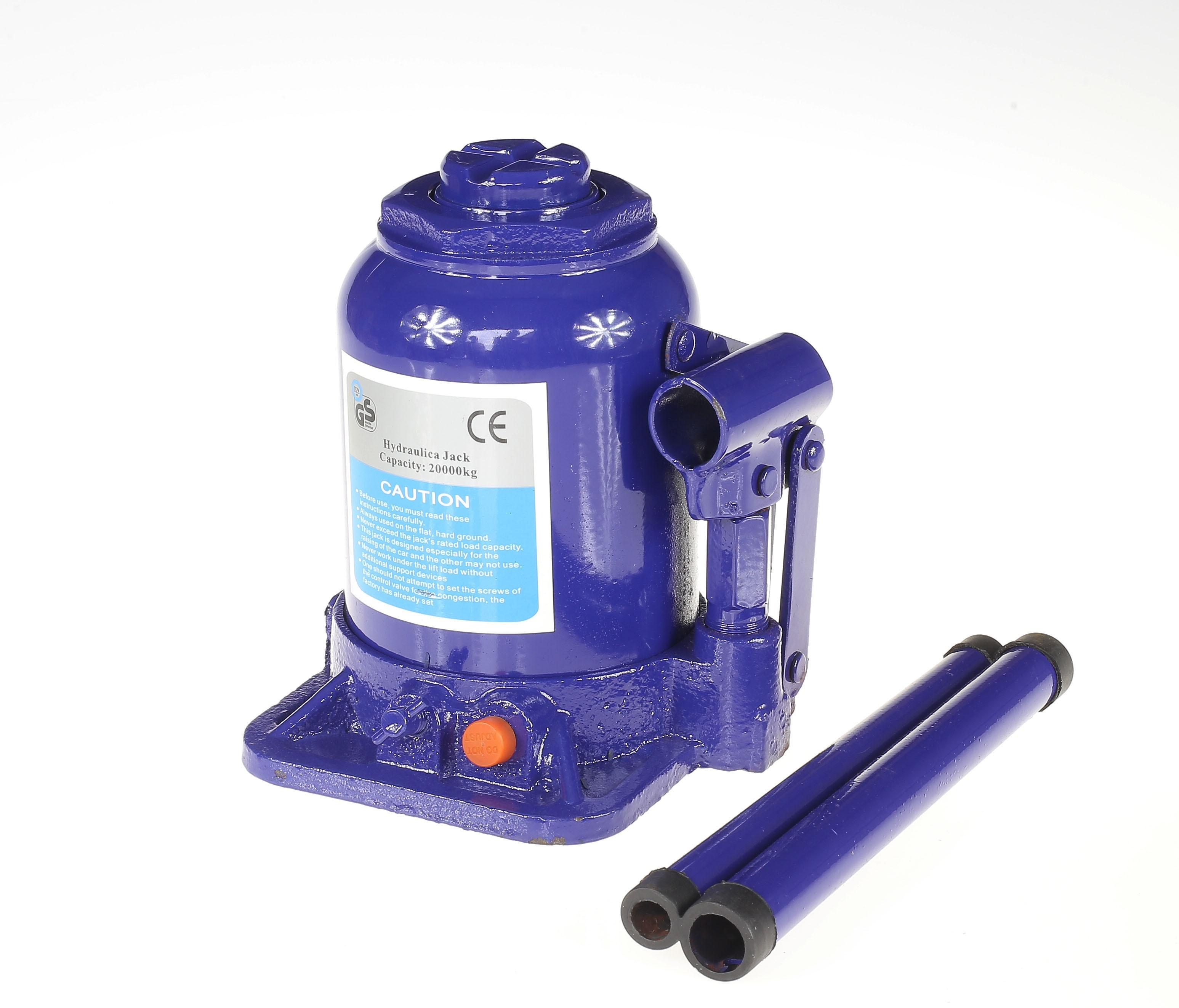 Podnośnik hydrauliczny butelkowy 20t