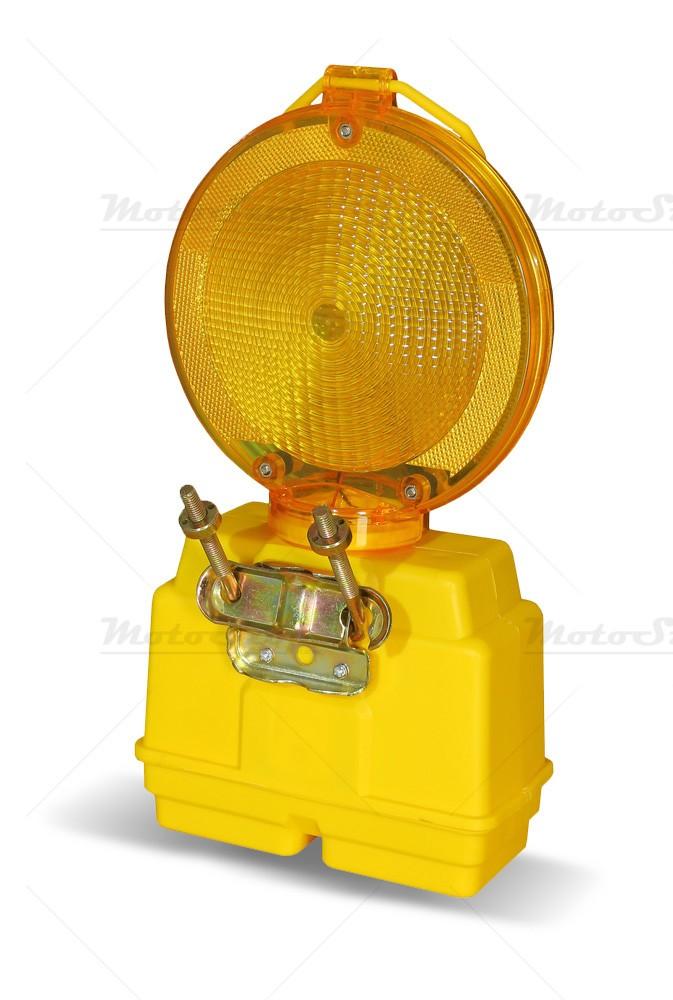 Lampa drogowa stojąca
