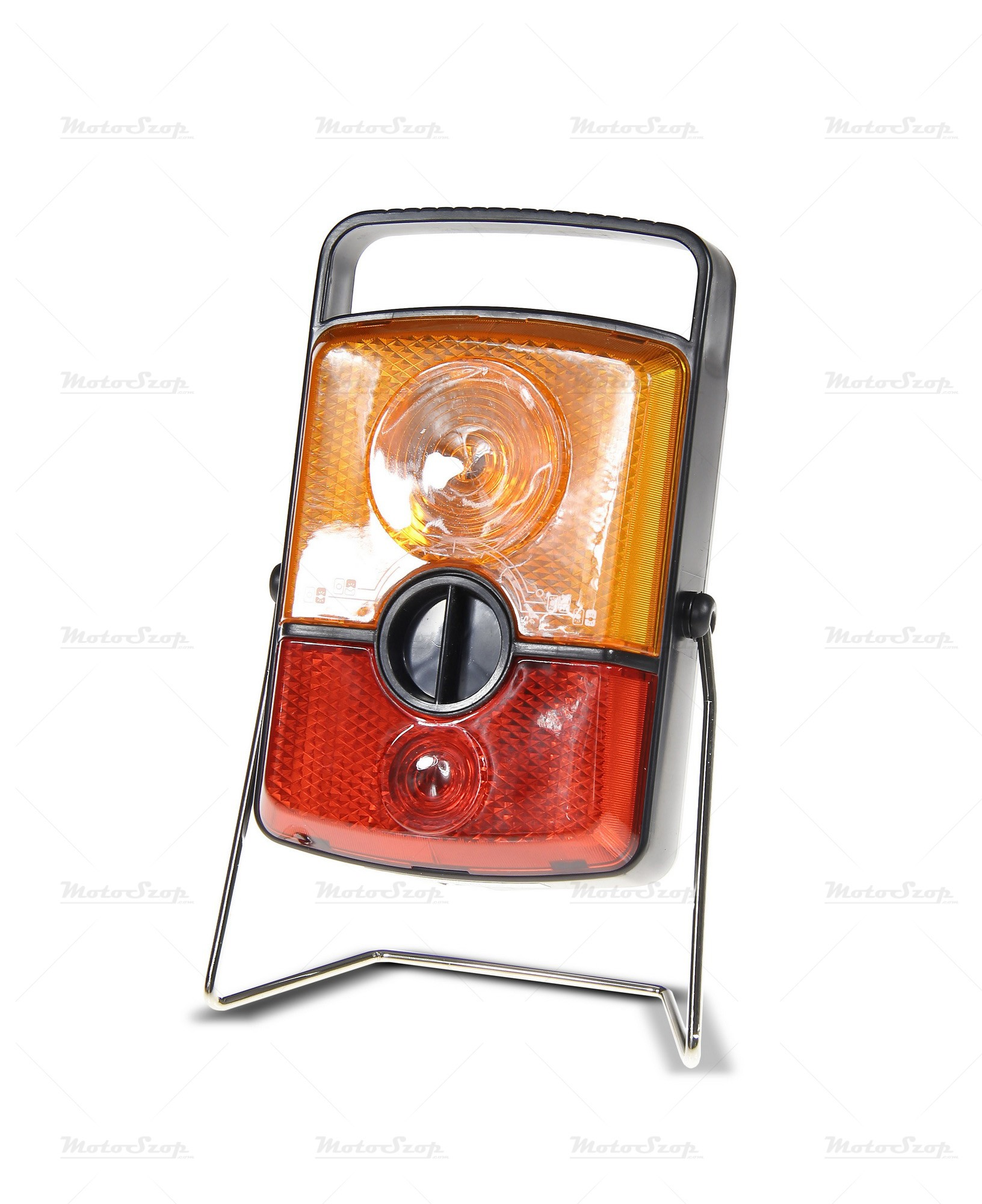 Lampa drogowa stojąca 4w1