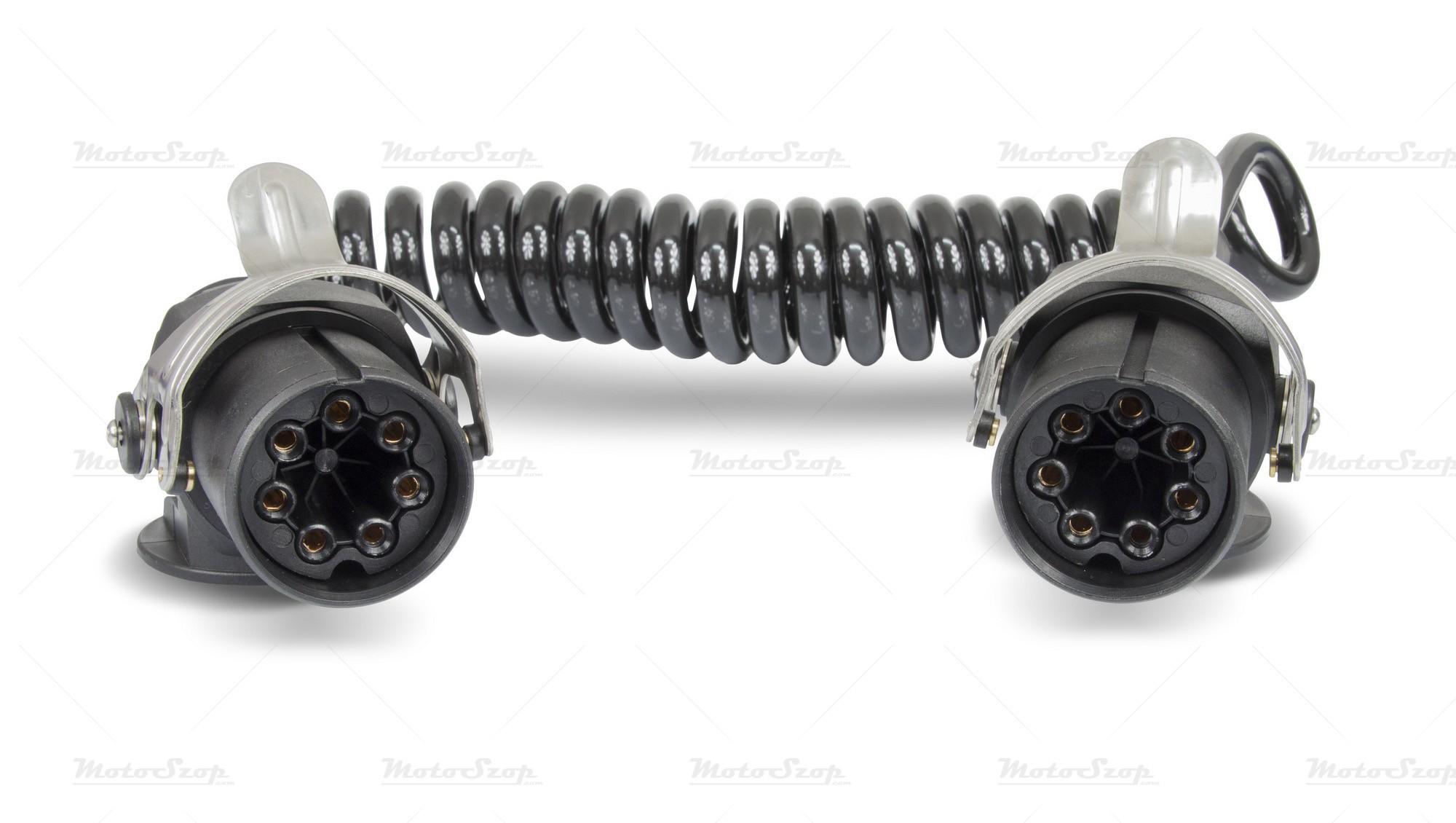 Przewód elektryczny spiralny EBS