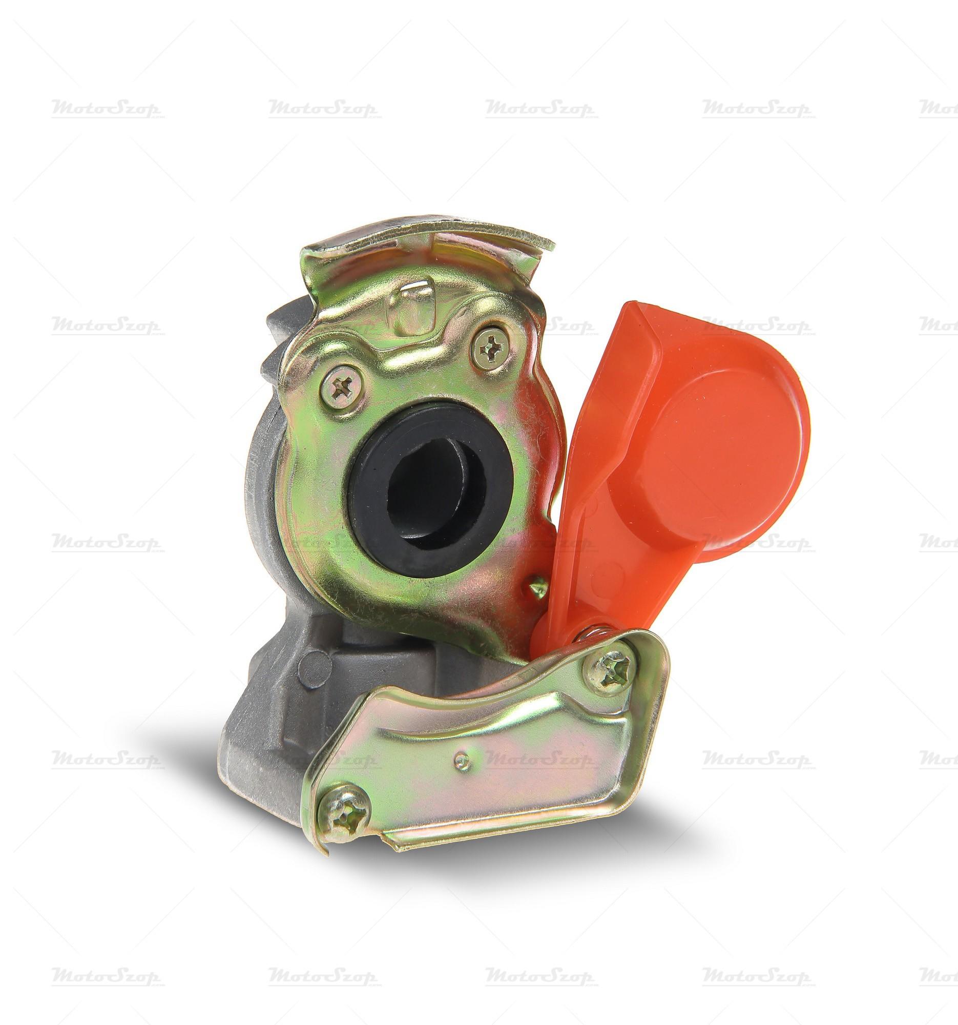 Złącze pneumatyczne twarde M16 x 1.5 czerwone