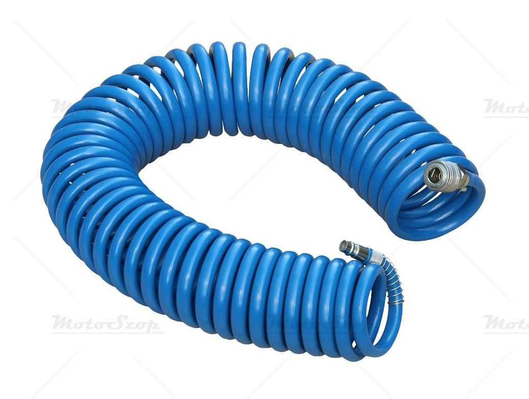 Przewód spiralny do kompresora - 9 m