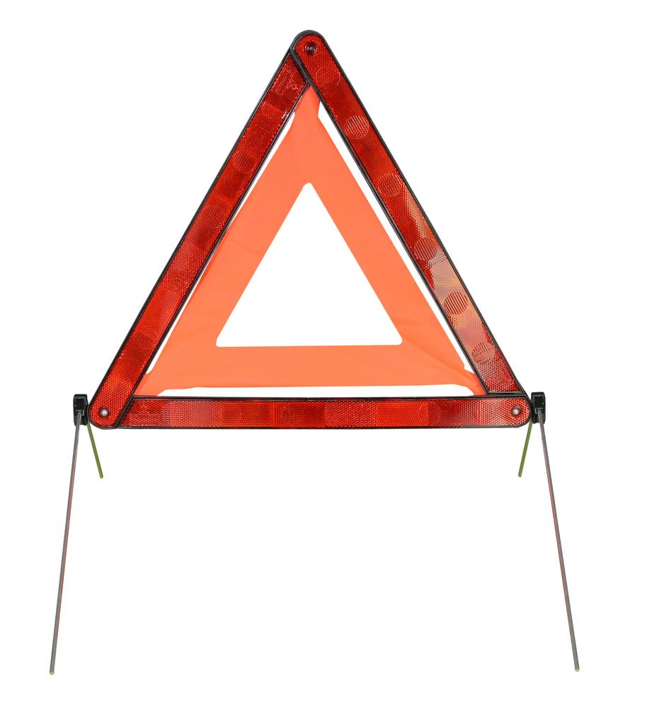 Trójkąt ostrzegawczy homologacja etui