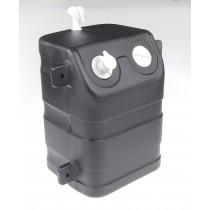 Pojemnik na wodę 30L czarny KUBO