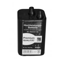 Bateria lampy drogowej 6V 7Ah H4R25
