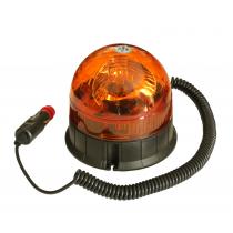 Lampa obrotowa kogut MICRO 12/24V magnes H1 55W