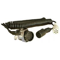 Przewód elektryczny Adapter plastik