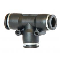 Szybkozłączka plastik trójnik 6mm
