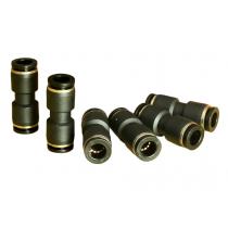 Szybkozłączka prosta plastik 8mm