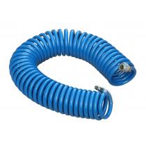 Przewód spiralny do kompresora - 15 m