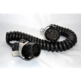 Przewód elektryczny spiralny ADR