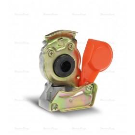 Złącze pneumatyczne miękkie M16 x 1.5 czerwone