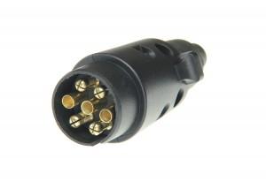 Wtyczka plastikowa przyczepy 7-pin 12V