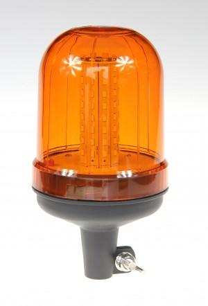 Lampa obrotowa kogut SMD Led 12 24V trzpień