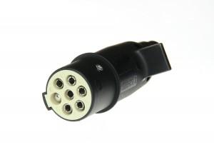 Wtyczka 7 pin 24V typ S plastik