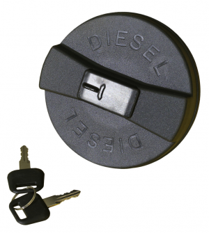 Korek wlewu paliwa fi60 plastik kluczyk