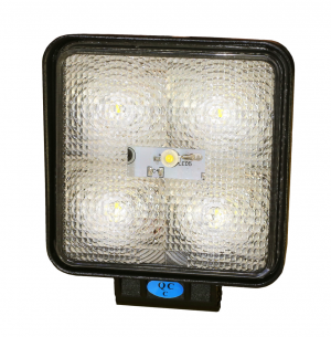 Lampa robocza LED 10-30V prostokątna 5x3W