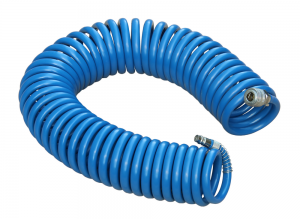 Przewód spiralny do kompresora - 12 m